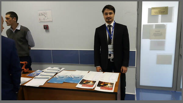 А. Сударев, менеджер по продажам отдела САПР и инженерного анализа ГК CSoft