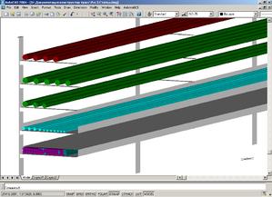 Представление кабельных конструкций в 3D виде